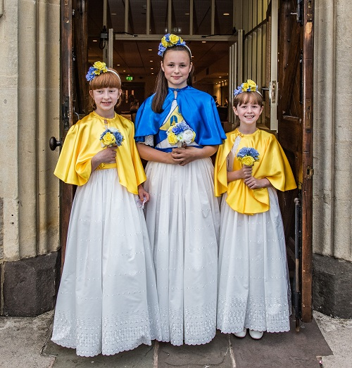 Princesses wanted to reign over Chipping Sodbury