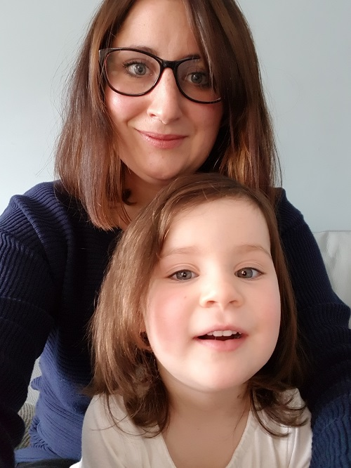 Mum takes fight for drugs which could transform daughter's life to Parliament
