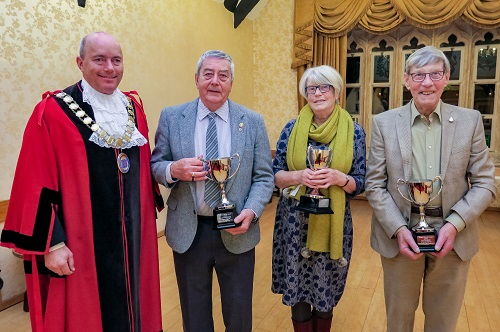 Dedication to Sodbury recognised with awards