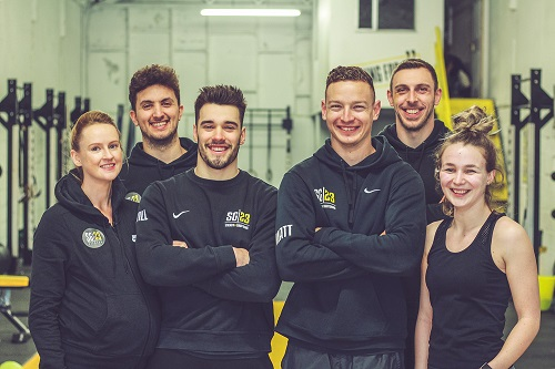 Iron Acton gym staff are working out to save a life