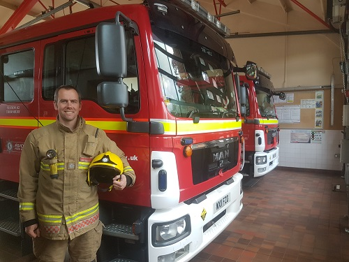 Could you help fight Yate's fires?