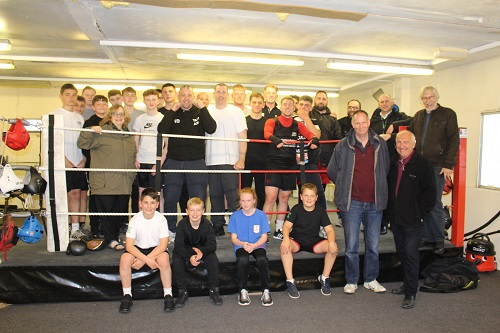 Yate boxing club needs a new home