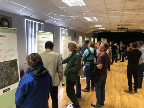 Developer hosts exhibition on plans for up to 800 homes in Coalpit Heath