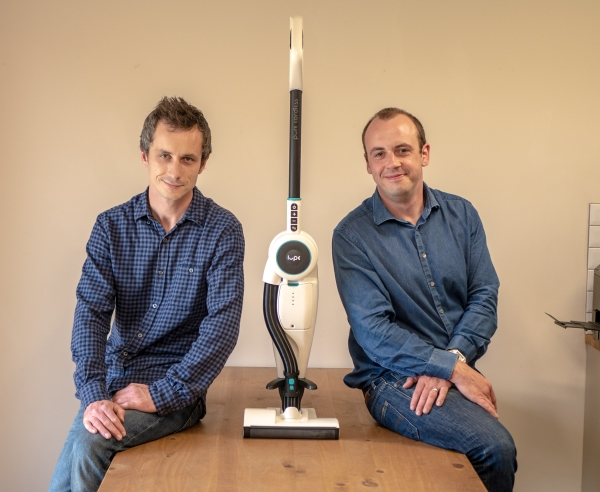 Sodbury firm aims to clean up in the vacuum cleaner market