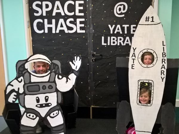 Space is the place this summer