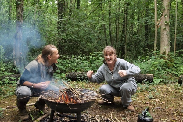 £100,000 lottery grant for groundbreaking women's woodland project