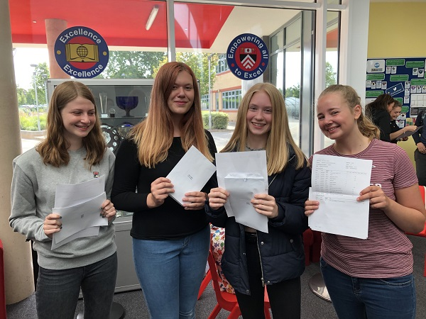 Yate Academy celebrates 'best ever' GCSE results