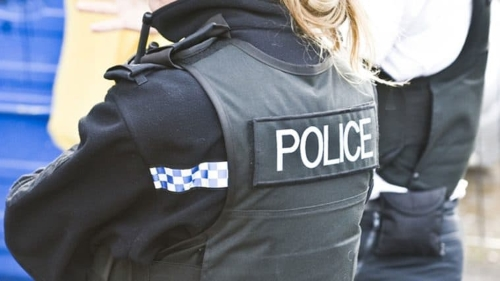 Knifepoint robbery at Yate park