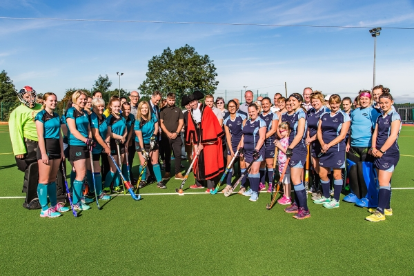 New pitch is perfect for sport in Yate