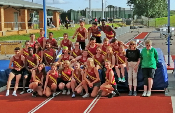 Summer of achievement for Yate athletes