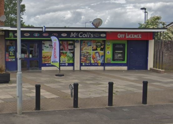 Worker hurt and cash, cigarettes and alcohol stolen in Yate shop robbery