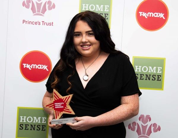 Lily transforms her life to become achiever of the year