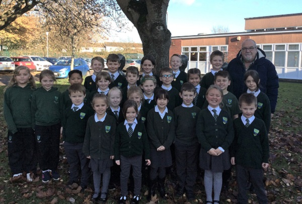 Yate primary school is an 'exciting place to learn', says Ofsted