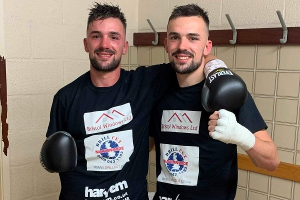 Boxing twins Ben and Jake Demmery turn professional together