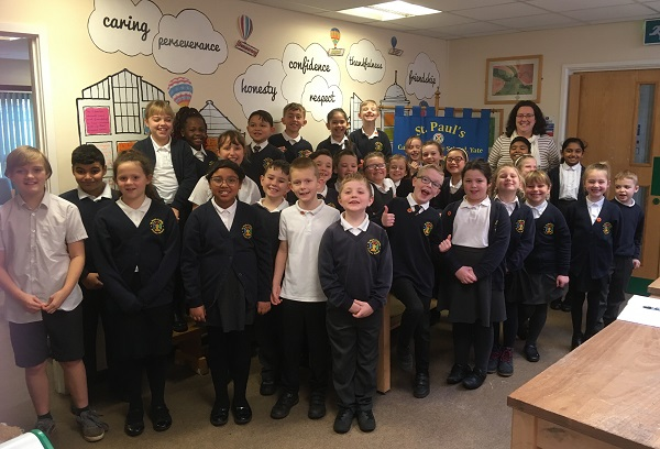 Yate school's 'journey of improvement' leads to good Ofsted report