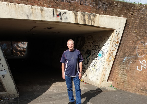 Have your say on 'potentially dangerous' Yate underpass
