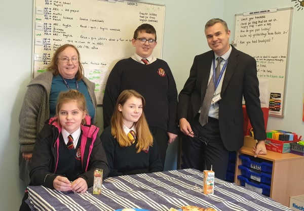 Chipping Sodbury School supports young carers