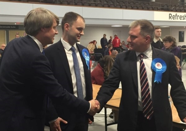 Luke Hall retains Thornbury and Yate seat as Tories win overall majority in general election