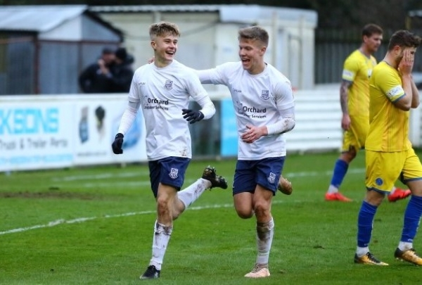 Bristol City loanees shine for Yate Town
