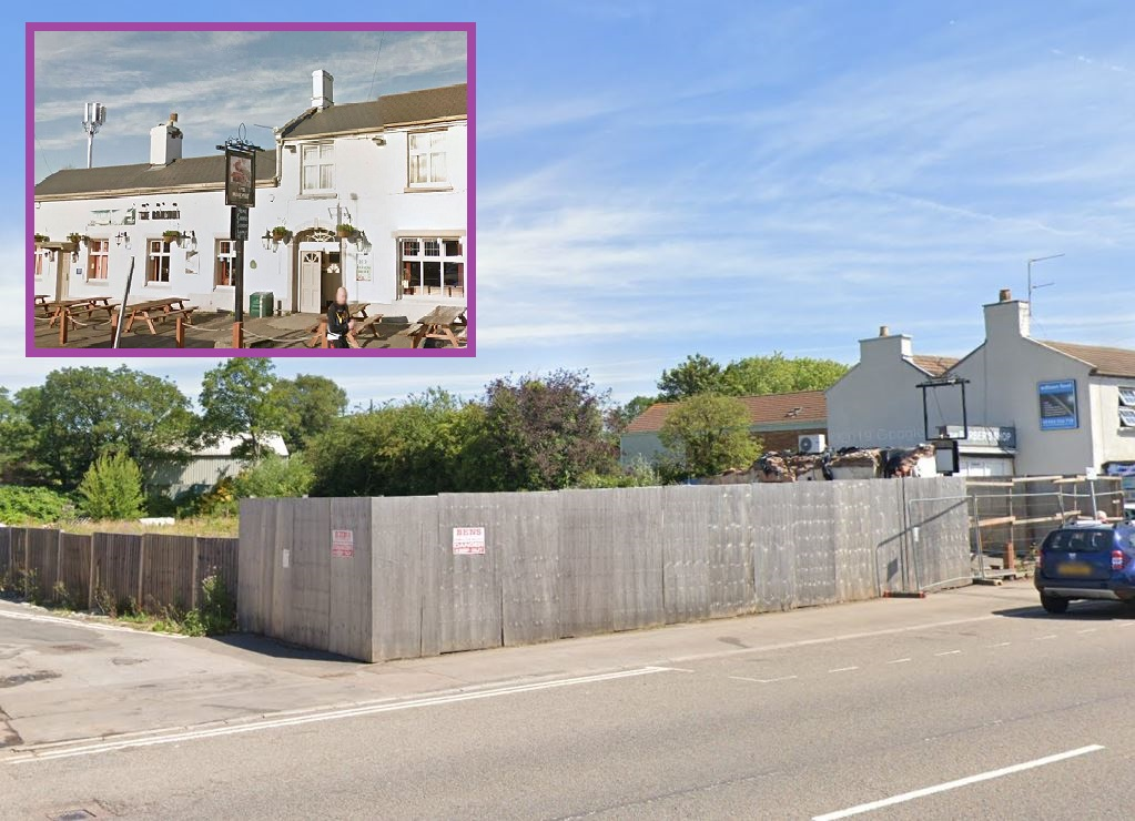 Four-storey care home to be built on site of former Yate pub