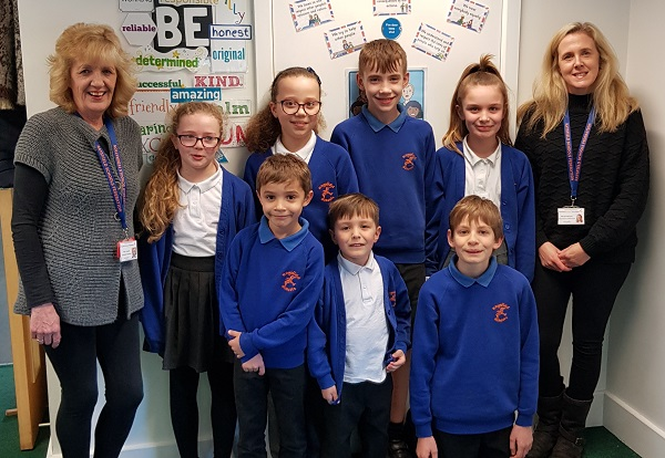 Praise for after school club's 'sociable and confident' children