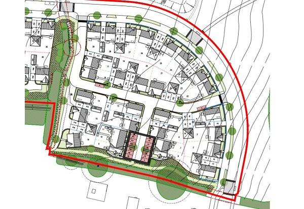 U-turn sees plans for 247 new homes in Yate approved