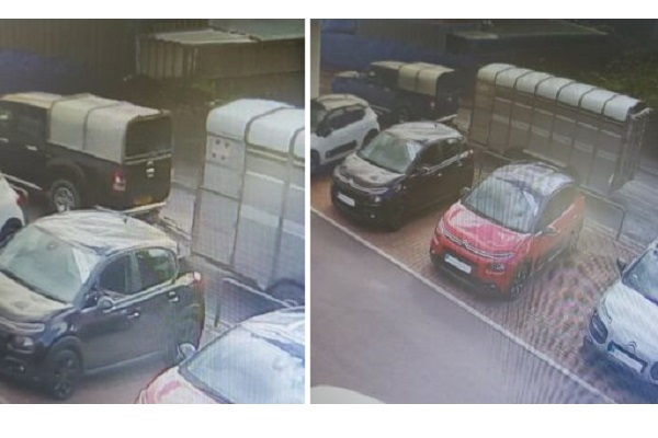 Driver wanted after hit-and-run leaves two cyclists injured - do you recognise this vehicle?