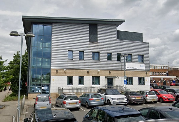 Big differences in waiting times for GP appointments at Yate surgeries