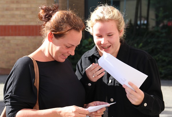 GCSE results are 'fully deserved', say Yate and Chipping Sodbury head teachers