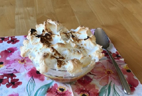 Recipe of the Month: Fruity Baked Alaska