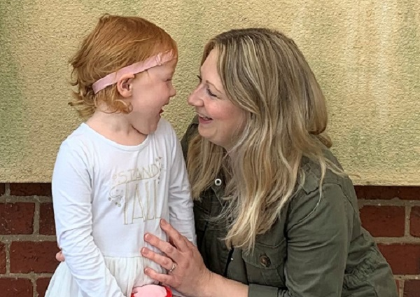 Mum's fundraising campaign needs another £1,000 to help children hear at nursery