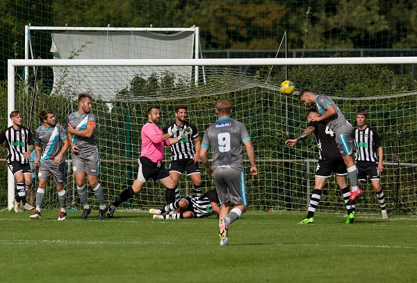 Leaders inflict heavy defeat on Chipping Sodbury Town FC