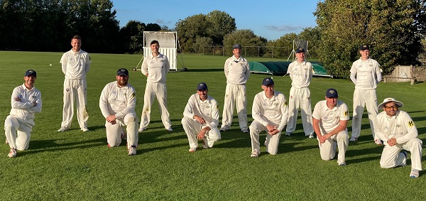 Sodbury finish top after comfortable win