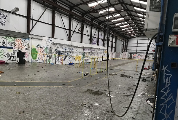 Organiser of Yate illegal rave fined £10,000 for COVID-19 breach