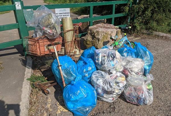 Help us keep Yate and Chipping Sodbury clean
