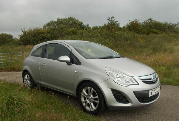 Give the gift of freedom: Vauxhall Corsa