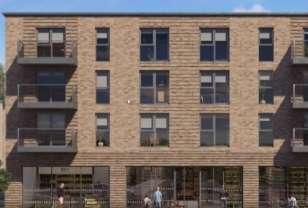 New Yate district centre approved - without hotel, pub and most of its shops