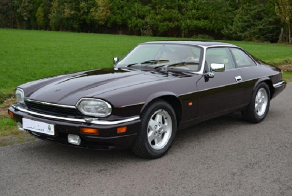 A car for high days and holidays: Jaguar XJS