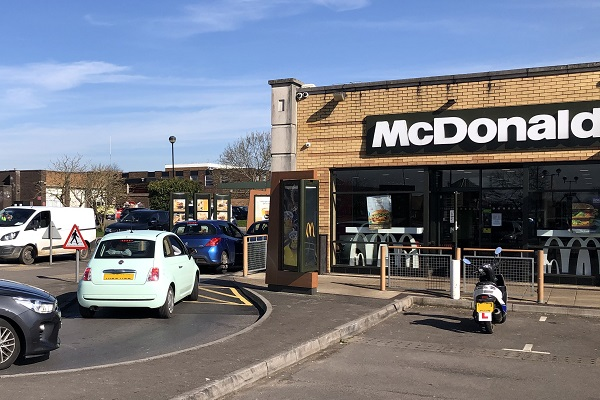 Yate man charged over armed robberies at fast food restaurants