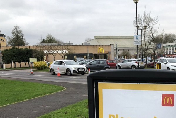 Police arrest man and find gun after Yate fast food armed robberies