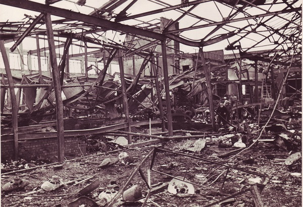 80 years since deadly bombing raid on Yate
