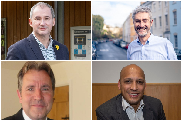 Metro Mayor election: Q&A with four candidates who want the job