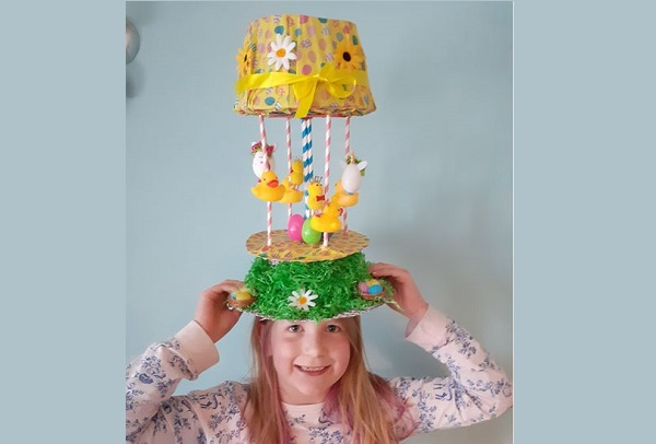 Easter bonnets and St George celebrations for Yate