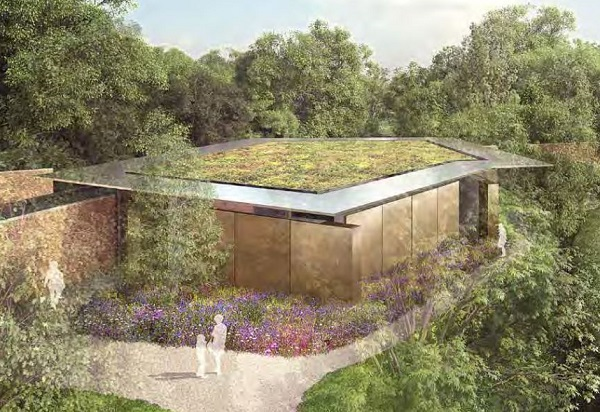 Dyson can build art gallery near Chipping Sodbury