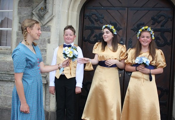 Princess is finally crowned as Chipping Sodbury Festival goes on despite carnival loss