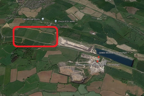 Quarry expansion 'will secure 50 jobs'