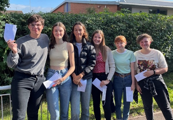 A-level students' attitude and effort praised after 'outstanding' results in Yate and Chipping Sodbury