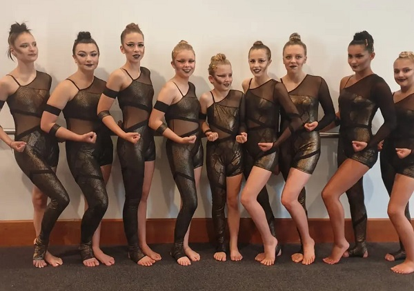 World Cup bronze medal for dancers