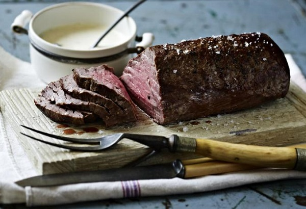 Recipe of the month: Citrus beef