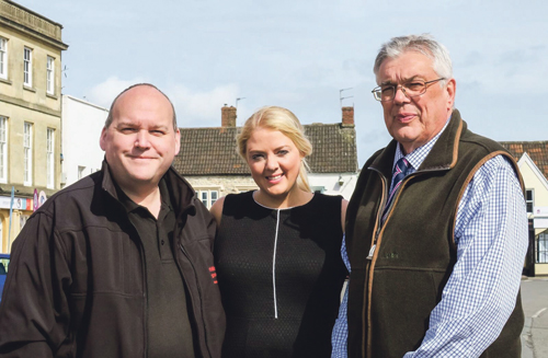 Trio to head up Chipping Sodbury business group
